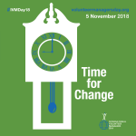 TIME FOR CHANGE_clock