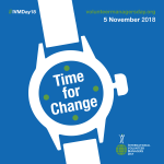 TIME FOR CHANGE_watch