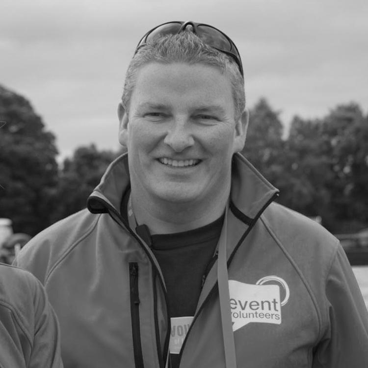 IVMDay committee member, Stuart Garland